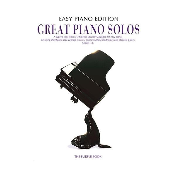 Great Piano Solos - The Purple Book (Easy Piano Edition)
