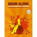Drum Along: 10 Classic Rock Songs (Book And CD)