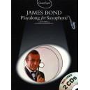 Guest Spot: James Bond Playalong For Saxophone