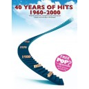 40 Years Of Hits 1960-2000 (Book And Pop The Question DVD)