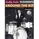 Ted Mackenzie: Buddy Richs Rudiments Around The Kit (DVD Edition)