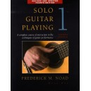 Solo Guitar Playing Volume 1 - Fourth Edition