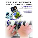 Easiest 5-Finger Piano Collection - Film Songs