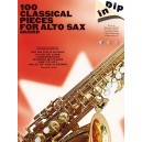 Dip In: 100 Classical Pieces For Alto Sax (Graded)