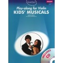 Guest Spot: Kids Musicals - Play-Along For Violin