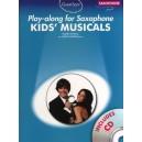 Guest Spot: Kids Musicals - Play-Along For Alto Saxophone
