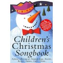 Childrens Christmas Songbook In Colour + Yule Log DVD
