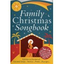 Family Christmas Colour Songbook + Yule Log DVD