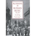 Russians on Russian Music, 1830–1880 - An Anthology