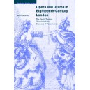 Opera and Drama in Eighteenth-Century London - The Kings Theatre, Garrick and the Business of Performance