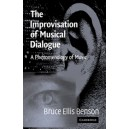 The Improvisation of Musical Dialogue - A Phenomenology of Music