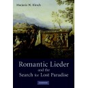 Romantic Lieder and the Search for Lost Paradise