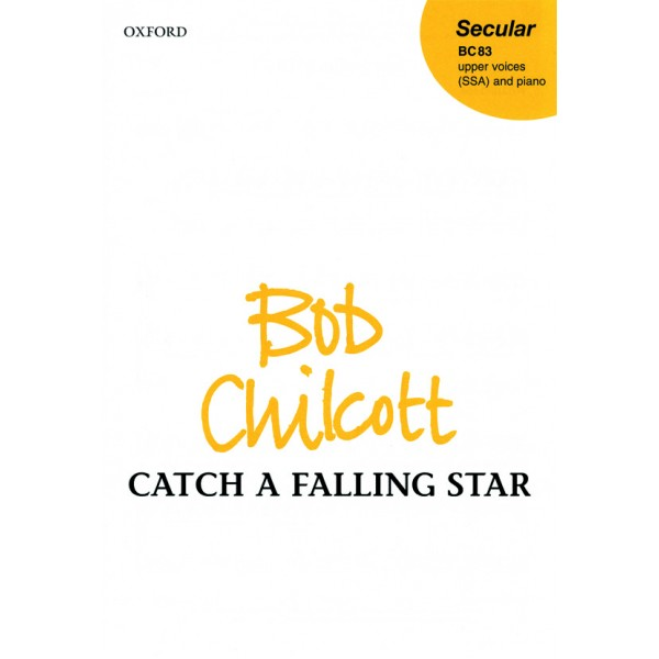 Catch a falling star - Chilcott, Bob