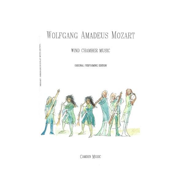 Serenade in E Flat K375 - Wolfgang Amadeus Mozart
