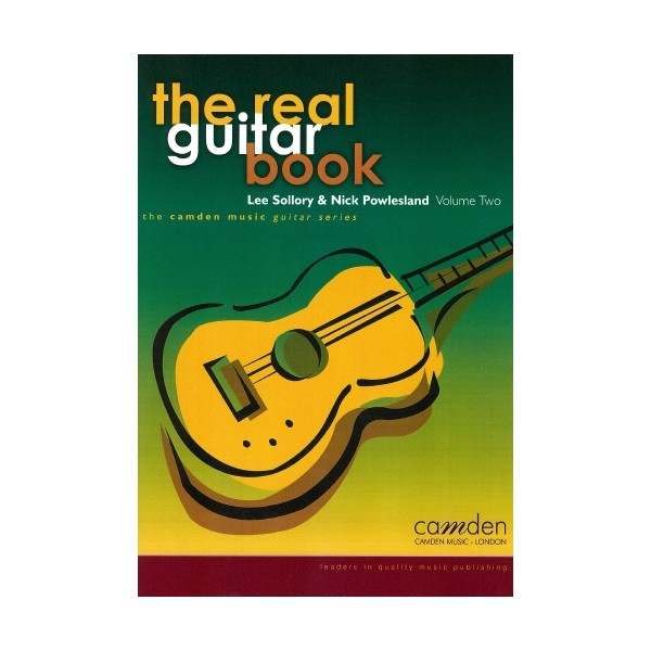 The Real Guitar Book Volume 2 - Nick Powlesland and Lee Sollory