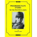 Progressive Flute Studies - Graham Lyons
