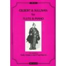 Sullivan, Arthur - Gilbert and Sullivan for Flute