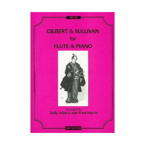 Gilbert and Sullivan - Sir Arthur Sullivan Arr: Sally Adams and Paul Harris