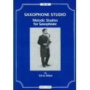 Saxophone Studio - Chris Allen