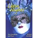 Latin Nights - Alto Saxophone and Piano - Richard Kershaw