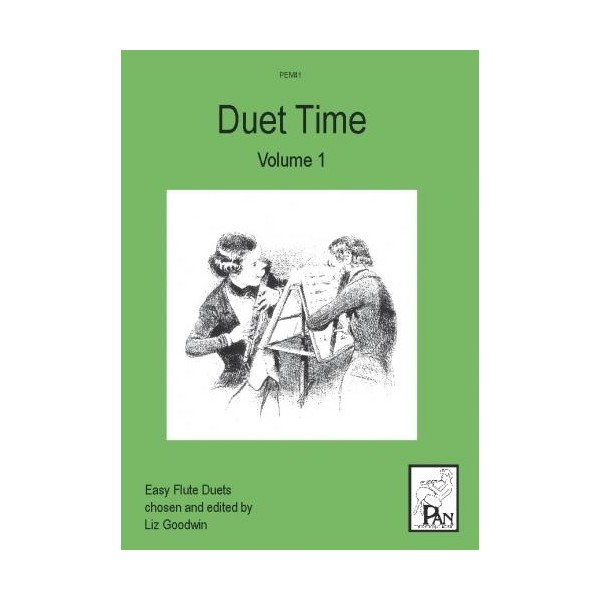 Duet Time Volume 1 - Beethoven, Gluck, Haydn, Mozart and Tulou