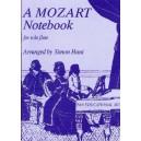 Mozart Notebook - Wolfgang Amadeus Mozart