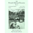 French Clarinet Encores Book 2 - Léo Delibes and Ernest Guiraud