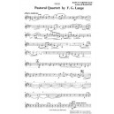Pastoral Quartet - part 4 for Bflat clar - Friedrich Gustav Lange