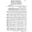 Bugeilior Gwenith Gwyn (Idle Days in Summertime) vocal score - Arr: Gwyn Parry-Jones