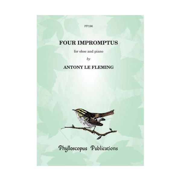 Four Impromptus - Antony le Fleming