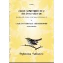 Oboe Concerto in C (Dittersdorf 29) Ob&pno - Carl Ditters von Dittersdorf Arr: F H Nex and C M M Nex
