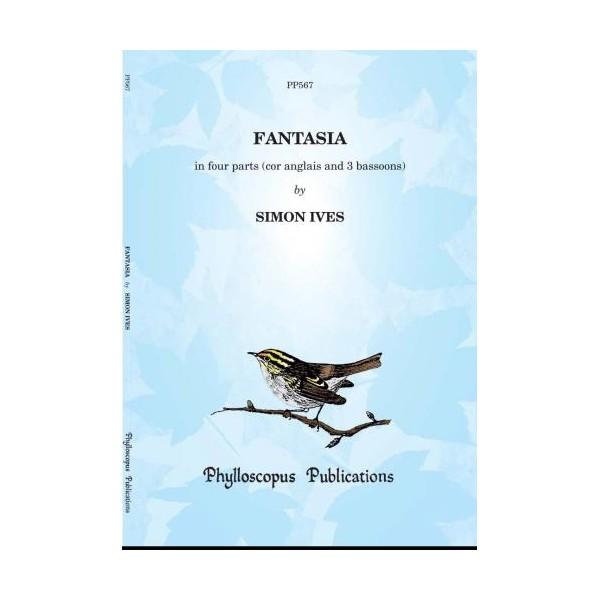 Fantasia - Simon Ives Arr: F H Nex and C M M Nex