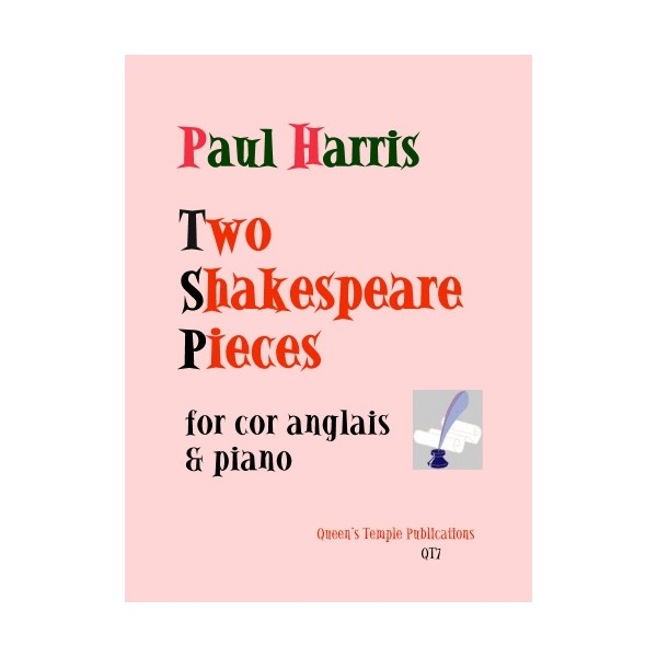 Two Shakespeare Pieces - Paul Harris