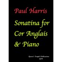 Harris, Paul - Sonatina