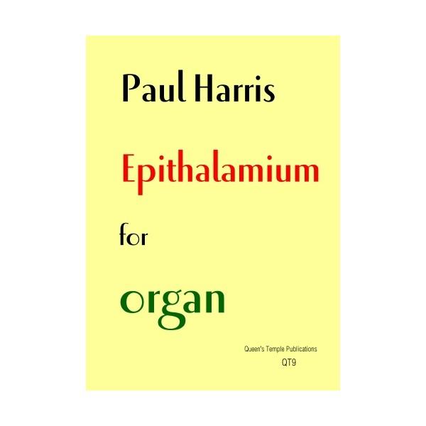 Epithalamium - Paul Harris