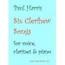 Harris, Paul - Six Clerihew Songs