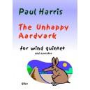 The Unhappy Aardvark - Paul Harris