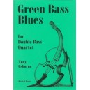 Green Bass Blues - Tony Osborne