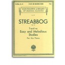 Louis Streabbog: Twelve Very Easy And Melodious Etudes Op.64 (Beginner/Intermediate) - Streabbog, Louis (Artist)