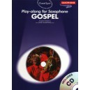 Guest Spot: Gospel Play-Along For Alto Saxophone
