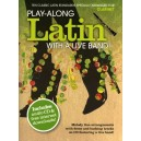 Play-Along Latin With A Live Band! - Clarinet