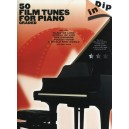 Dip In: 50 Graded Film Tunes for Piano