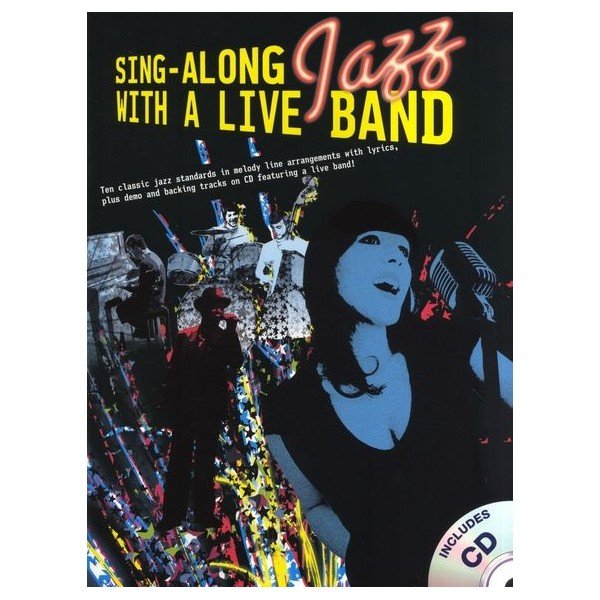 Sing-Along Jazz With A Live Band