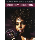 Songs For Solo Singers: Whitney Houston