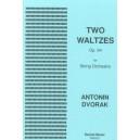 Two Waltzes Op.54, No.1 & 4 -  and Antonín Dvorák