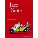 Jazz Suite: Easy Flute Quartet - Jayson Mackie