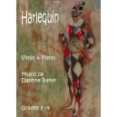 Harlequin - Daphne Baker
