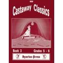 Castaway Classics Book 3 - Bach, Beethoven, Brahms, Chopin, Handel and Mendelssohn