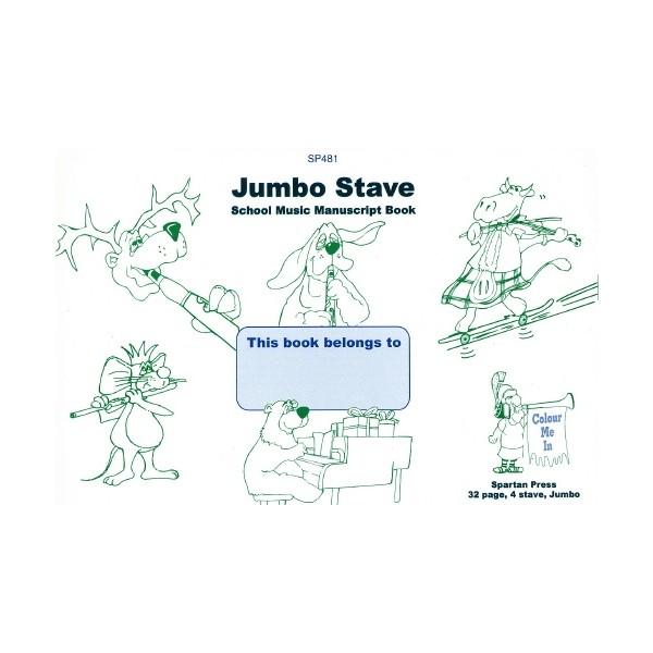 Jumbo 4 Stave Trade 20 pack - :