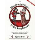 More Madrigal Magic - Byrd, de Sermisy and Tomkins Arr: Franklyn